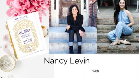 Bestselling Author Nancy Levin on her new book Worthy