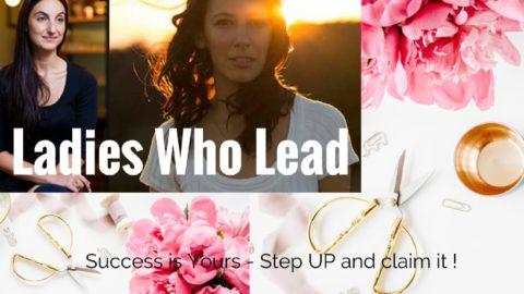 Ladies Who Lead Podcast with Luna Love & Athena Laz