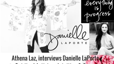 Danielle LaPorte –  Goal Setting, Spiritual Activism and Showing Up